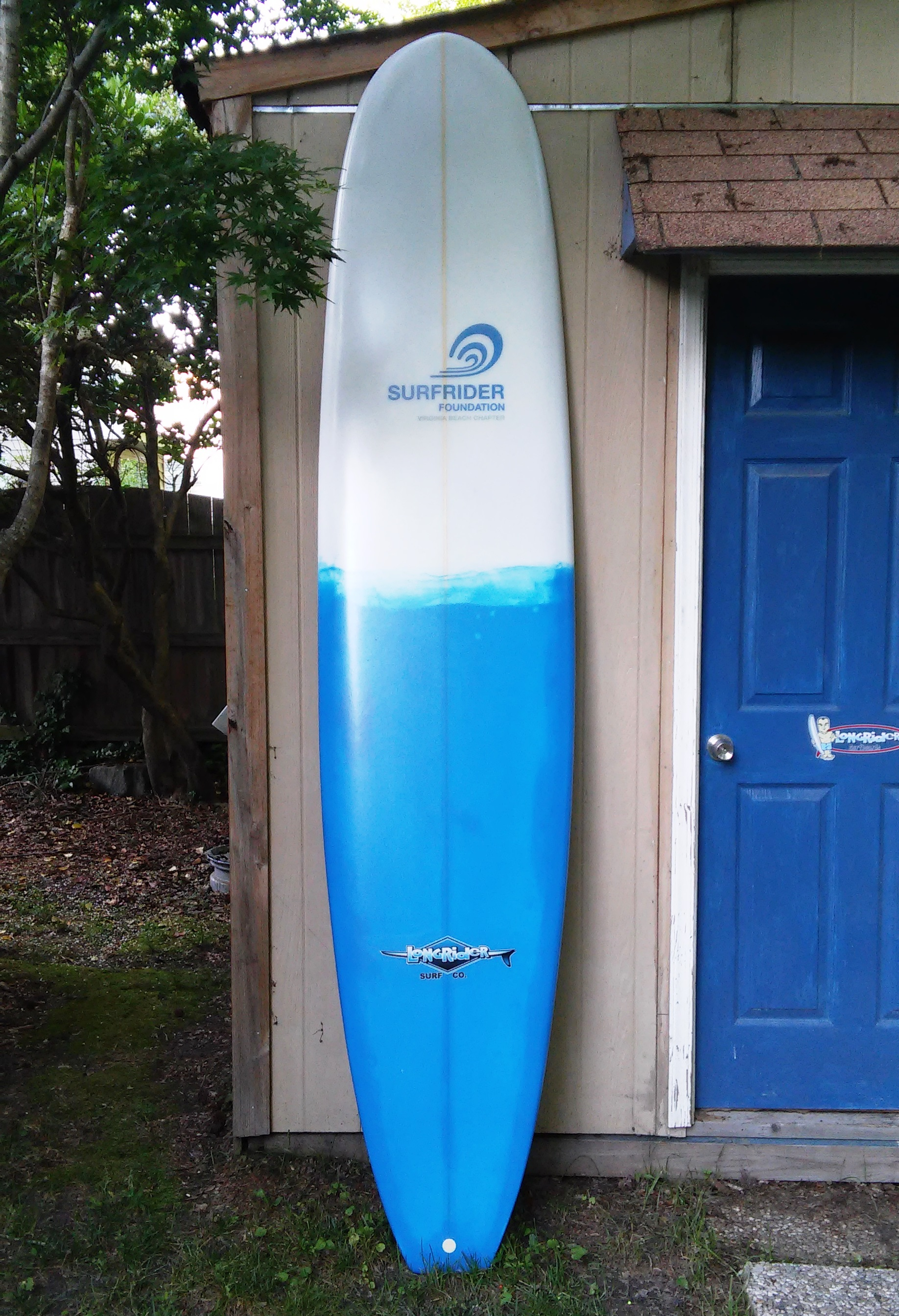Win this Surfboard!
