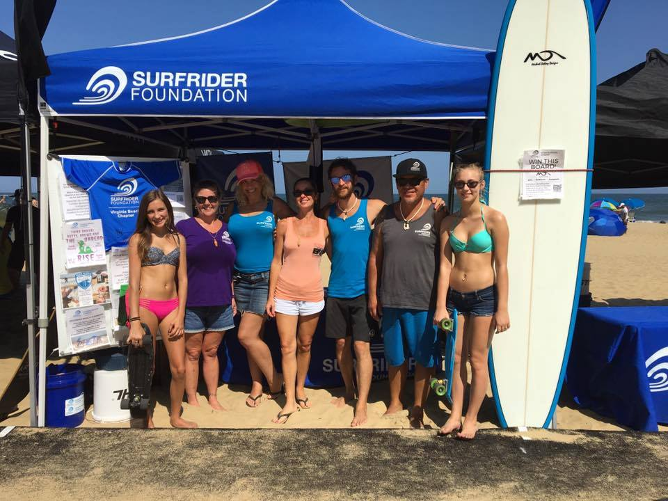 Surfrider VB goes to ECSC 2016