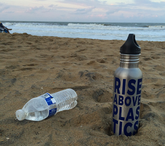 October is Rise Above Plastics Month!