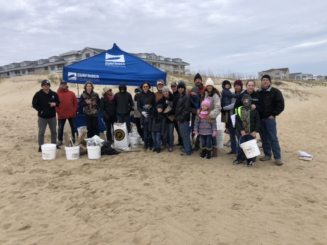 January Beach Cleanup